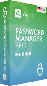 Avira Password Manager Pro Boxshot