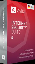 Avira Internet Security Suite Boxshot