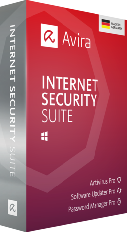 Avira Internet Security Suite Boxshot