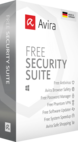 Avira Free Security Suite for Windows Boxshot