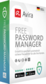Avira Free Password Manager Boxshot