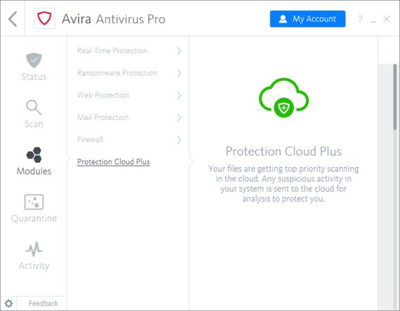 avira free antivirus real time protection
