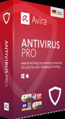 Avira Antivirus Pro Boxshot