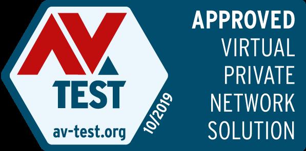AV Test Approved Logo