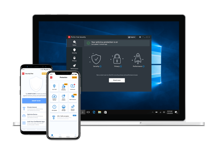 Download Free Antivirus For Windows Avira