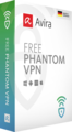 Avira Free Phantom VPN Boxshot
