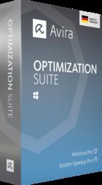 Avira Optimization Suite Boxshot