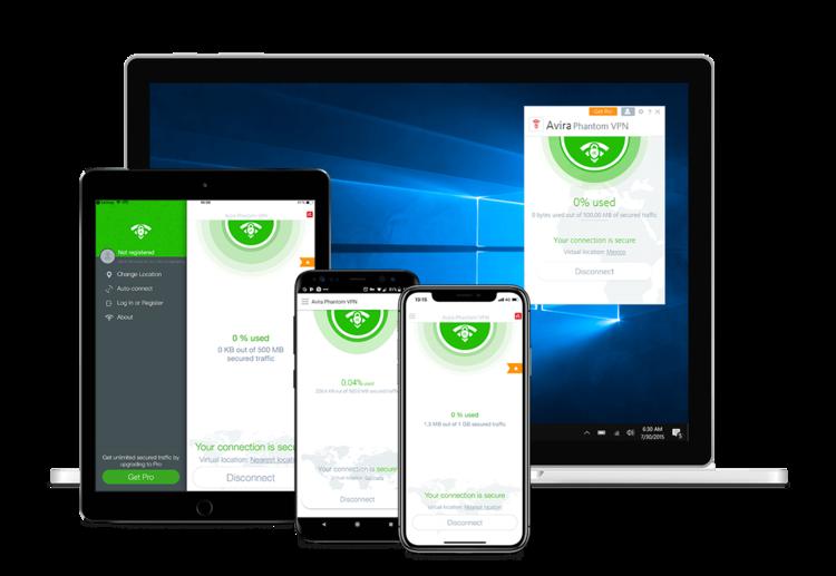 Download The Best Free Vpn For 2021 Avira Phantom Vpn