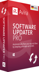 Avira Software Updater Pro Boxshot