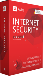 Avira Internet Security Boxshot